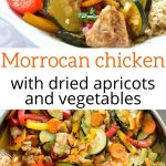 moroccan chicken pin