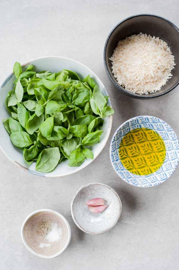 ingredients needed to make pistou