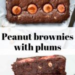peanut brownies pin