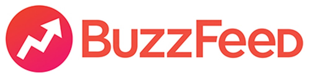 logo of 'buzzfeed'