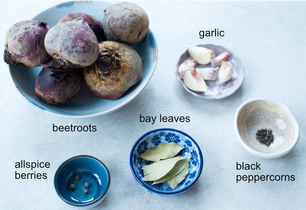beet kvass ingredients