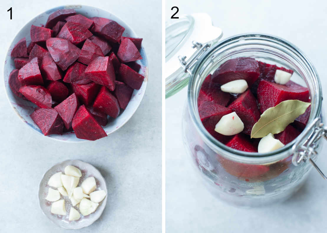 beet kvass preparation steps