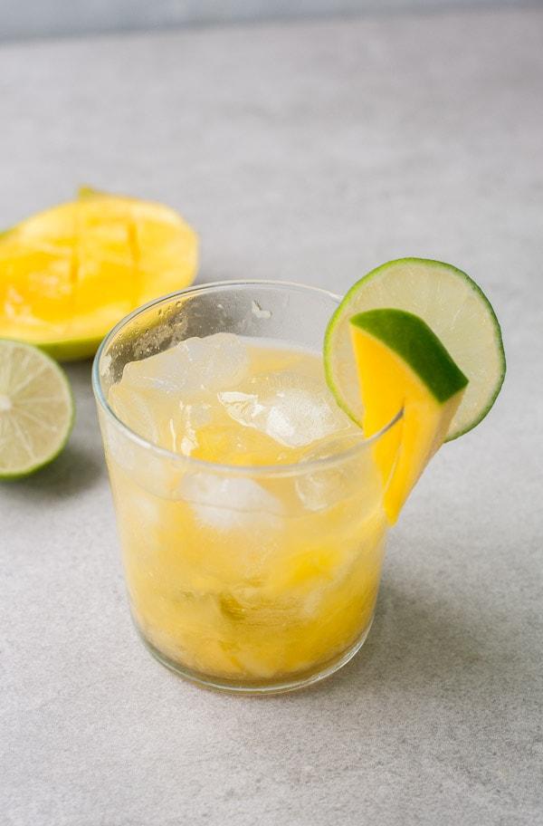 caipirinha z mango