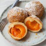 marillenknödel Austrian apricot dumplings